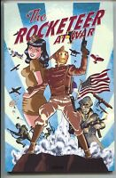 The Rocketeer At War TPB IDW 2016 NM New 1 2 3 4 Marc Guggenheim Dave Bullock