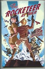The Rocketeer At War Tpb Idw 2016 Nm New 1 2 3 4 Marc Guggenheim Dave Bullock