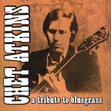 "CHET ATKINS, CD ""A TRIBUTE TO BLUEGRASS"" NEW SEALED"