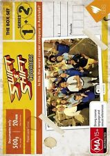 SWIFT And SHIFT COURIERS Series 1 - 2 : DVD Box Set (Region 0 = All Regions)