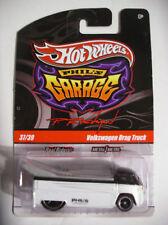HOT WHEELS PHIL'S GARAGE VW VOLKSWAGEN DRAG TRUCK BUS WALMART WAL MART 37/39 NEW