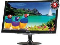 "ViewSonic VX2252MH 22"" Full HD 1920 x 1080 2ms (GTG) HDMI VGA DVI-D Built-in Spe"