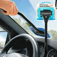 Streetwize SWCR12 Microfibre Windscreen Clean and Shine Easy Cleaner