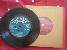 """Cliff Richard & The Drifters Serious Charge Columbia Records SEG7895 Vinyl 7"""" EP"""