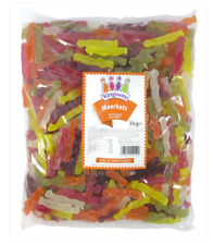 3kg Bag Kingsway Fruit Flavoured Jelly Meerkats Sweets Free Tracked Delivery