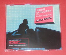 Boris Olugosch feat. Roisin Murphy - Never enough -- Maxi-CD / Pop
