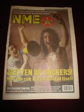 NME 1989 APR 29 POP WILL EAT ITSELF COOKIE CREW KIRSTY MACCOLL WEDDING PRESENT