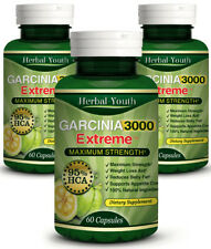 3000mg  GARCINIA CAMBOGIA 95%HCA,  60 Capsules Fat Burn Slim Diet  Weight Loss