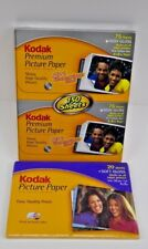Kodak Premium Picture Paper 150 High + 20 Soft Gloss Sheets Ink Jet Printer 4x6