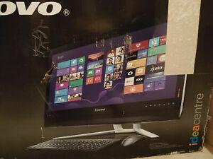 Lenovo Ideacenter B750 Horizon Extra  Wide Touch Screen Windows 8,