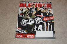 ARCADE FIRE May 2007 BLENDER MAGAZINE Fergie * CHRIS DAUGHTRY