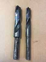 Vintage Standard Tool And Greenfield Machinist Drill Bits