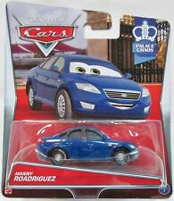 VOITURE DISNEY PIXAR CARS MANNY ROADRIGUEZ