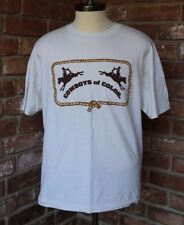 Cowboys Of Color Rodeo Black African American Vtg Size X-Large XL T-Shirt