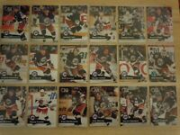 1991-92 Pro Set WINNIPEG JETS Team Set - 25 Cards - HOUSLEY ESSENSA STEEN