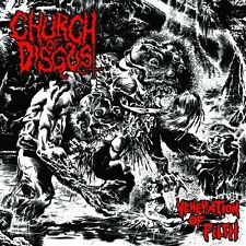 CHURCH OF DISGUST - Veneration of Filth - CD - DEATH METAL