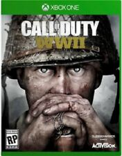 CALL OF DUTY:WW II - Xbox One (Preorder) SHIPS 11/2/17