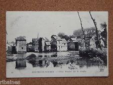 R&L Postcard: Montreuil Sur Mer, Vieux Moulins Sur La Canche, France, 1923