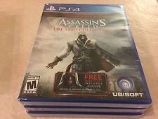 Assassin's Creed: The Ezio Collection (Sony PlayStation 4, 2016) PS4 NEW