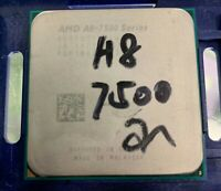 AMD Quad-Core A8-7500 AD7500YBI44JA 3.0 GHz Socket FM2+ CPU Processor
