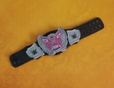 WWE Wrestling Mattel Figure Accessory Elite Divas Title Belt