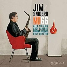 Jim Snidero - MD66 [CD]