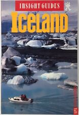 Iceland Guidebook (Insight Guide) - Brian Bell & Tony Perrottet - PRISTINE 1997