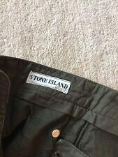 Pants Stone Island Herren Hose Grau Sommer Mens Wear New Seitentaschen Rare Grau
