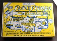 MARX FLINTSTONES COLLECTOR SET # 4673 ALL PARTS NEW SEALED