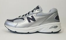 27639318454b New Balance 498 Abzorb Mens Running Shoes Silver White Gray Size 9.5