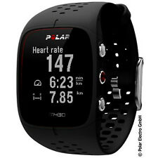 Polar M430 Advanced Running Watch - Wrist-based Heart Rate/GPS, Black  90066335