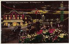 GT YARMOUTH ( Norfolk) : Illuminations-The Promenade looking North