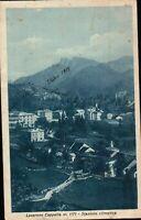 CARTOLINA DI LAVARONE CAPPELLA - STAZIONE CLIMATICA 1947