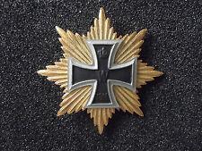 ^*(A10-206) Bruststern Großkreuz zum Eisernes Kreuz 1914