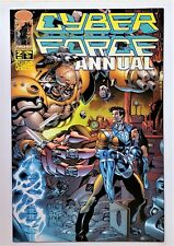 Cyberforce Annual #2 (Aug 1996, Image) NM