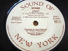 """Pierre-crazy 7"""" vinyle"""