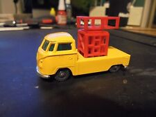 vintage  MINTY !   vw 1:64  HUSKY   AIRPORT  LIFT  truck  OF  single cab....RARE