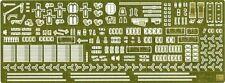 Hasegawa 1/350 IJN Akagi detail up etching parts Parts for basic C Plastic f/s