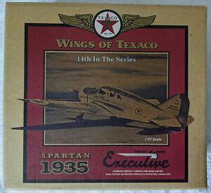 TEXACO • 1935 Spartan Executive • by ERTL 2006 • 21750P • New in Box NIB Sealed