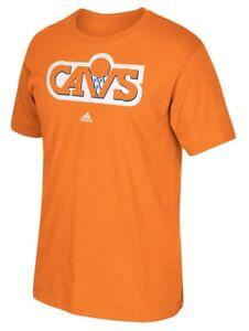 "Cleveland Cavaliers Adidas NBA ""Classic Wordmark"" Premium S/S Men's T-Shirt"