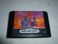 SEGA GENESIS GAME PHANTASY STAR II 2 CARTRIDGE ONLY VINTAGE CART JVC X EYE RPG >