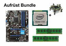 Aufrüst Bundle - MSI Z77A-G41 + Intel i5-2500K + 16GB RAM #101365