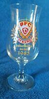 Orig. Biertulpe 1985 BFC Dynamo Berlin DDR Oberliga Meister Fussball Glas Tulpe