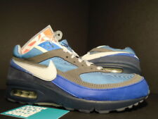 2003 Nike Air Max CLASSIC BW ST STASH ARTIST SERIES ROYAL BLUE HARBOR GREY DS 10
