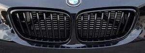 BMW OEM M Performance Gloss Black M Sport Front Grille Pair F22 F23 2 Series NEW