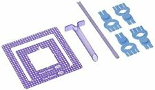 Clover Puff Quilting Clip Set: Small