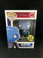 Funko Pop Vinyl Marvel The Amazing Spider-man 2 Electro Glow In The Dark
