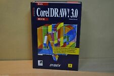 Corel DRAW 3.0 for Windows incl.Diskette Sybex, 813 pages German Version