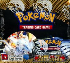 Pokemon Black & White Next Destinies Brand New Factory Sealed Booster Box