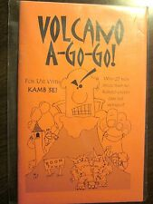 9th Level Games: 9LG9022 Volcano A-Go-Go! 27 New Spells for use w/ KAMB 3E (NEW)